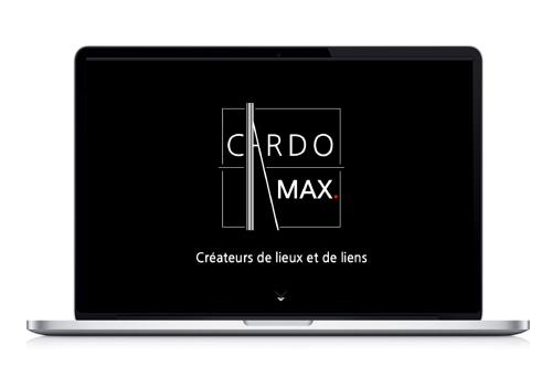Création site Internet Cardomax